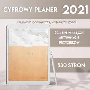 PLANER Cyfrowy 2021